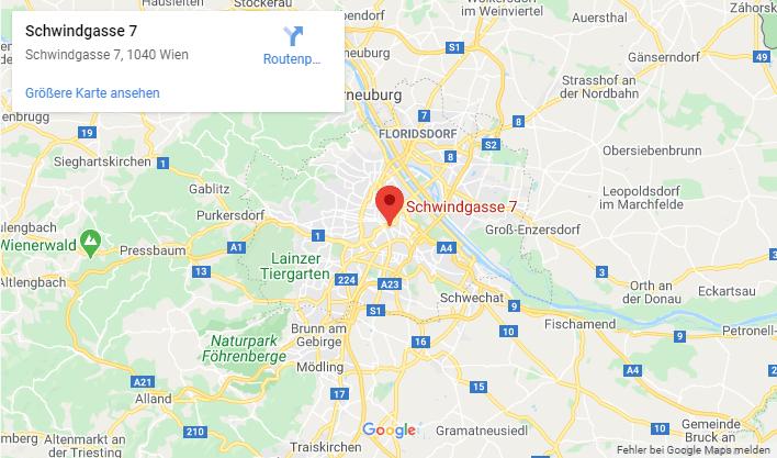 SRG Rechtsanwaelte in Wien-Standort Kanzlei-Tablet